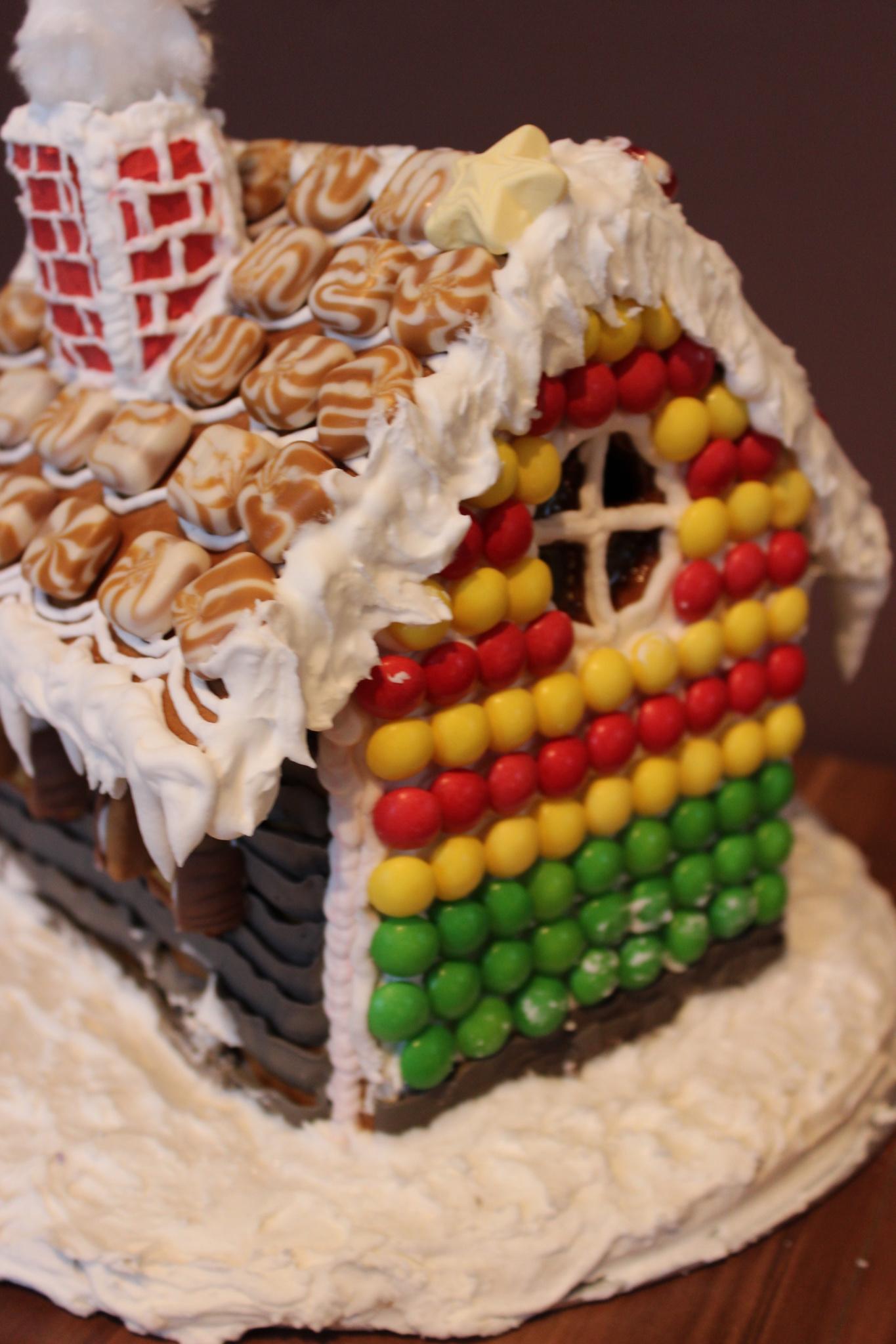 saras kochunterricht lebkuchenhaus