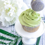Lemon Poppy Cupcake