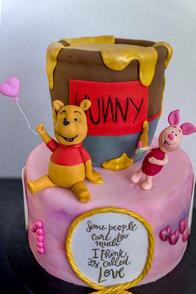 Winnie Pooh Torte  Sarahs Cakes